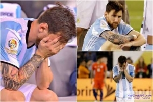 Lionel Messi retires from International football, but his